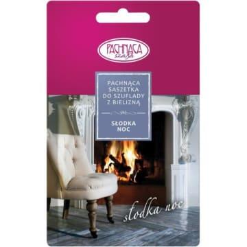 Pachnąca Szafa - Saszetka do bielizny Słodka Noc. Wyjątkowy i przyjemny zapach w każdej szufladzie.