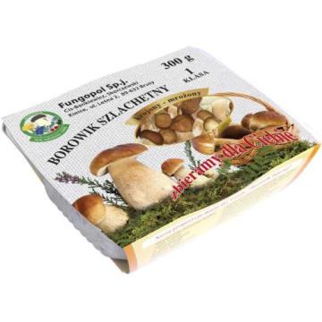 Borowik szlachetny krojony - Fungopol to grzyb znany każdemu. Doskonały do różnych potraw.