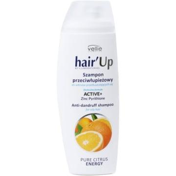 VELLIE Hair Up Szampon przeciwłupieżowy Pure Citrus Energy 1szt