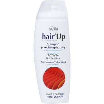 VELLIE Hair Up Szampon przeciwłupieżowy Hair Colour Protection 300ml