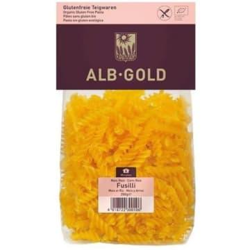 ALB GOLD Makaron kukurydziano ryżowy bezglutenowy BIO 250g