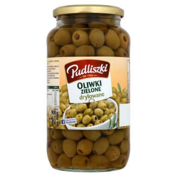 Oliwki zielone bez pestek - Pudliszki