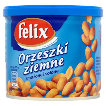 Felix - Orzeszki ziemne solone 140 g