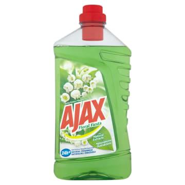 Płyn do czyszczenia uniwersalny - Ajax cechuje się szerokim zastosowaniem.