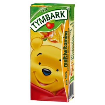 Tymbark - Sok 100% Multiwitamina. Pyszny nektar wieloowocowo - marchwiowy.