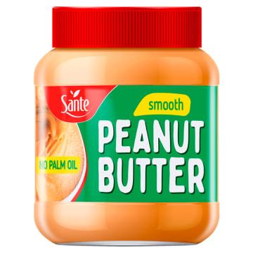 Masło orzechowe - charakterystyczny smak i lekka słoność od Sante