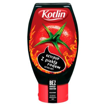 KOTLIN Ketchup z piekła rodem 450g