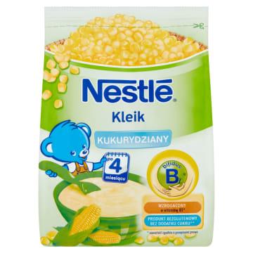 Kleik kukurydziany z Bifidus – Nestle. Ma dużą wartość odżywczą.
