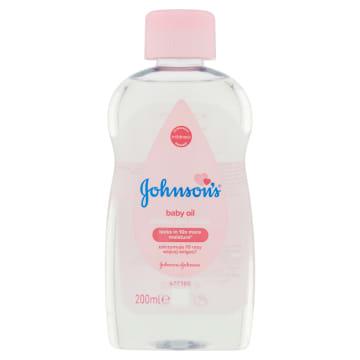 Oliwka - Johnsons Baby to kosmetyk dla dorosłych i dzieci do codziennego stosowania.