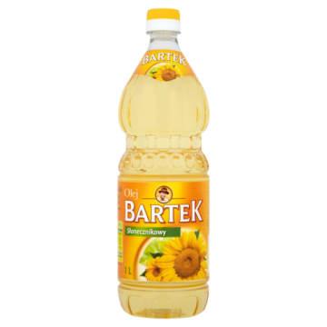 Olej słonecznikowy - Bartek
