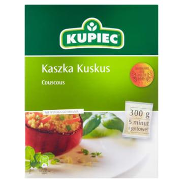 Kasza kuskus - Kupiec