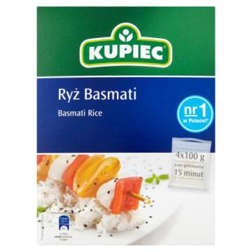 Ryż basmati - Kupiec