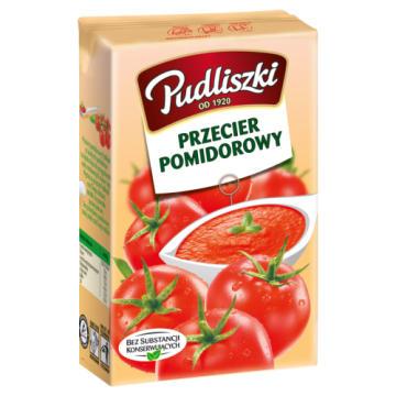 Przecier pomidorowy - Pudliszki