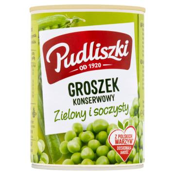 Groszek konserwowy 400g - Pudliszki