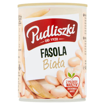 Fasola Biała Canellini- Pudliszki