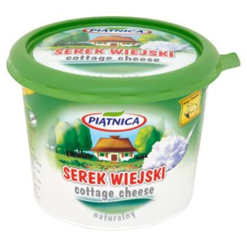 Serek wiejski rodzinny - Piątnica. Idealnie mleczny, w ekonomicznym opakowaniu.