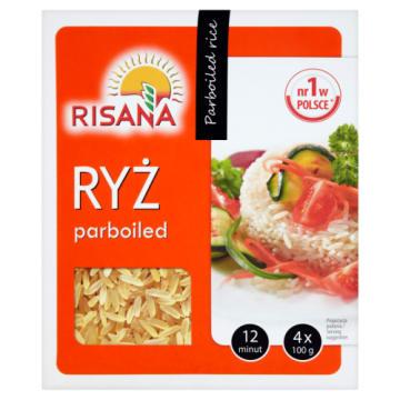 Ryż parboiled - Risana