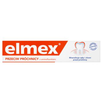 Pasta do zębów - Elmex. Do codziennej pielęgnacji jamy ustnej.
