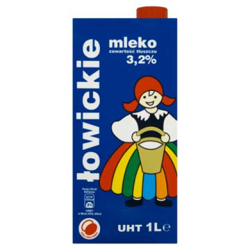 Mleko UHT 3,2% - OSM Łowicz