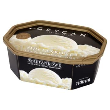 Grycan – Familijne Lody Śmietankowe powstają w oparciu o tradycyjną recepturę i doskonałe składniki.