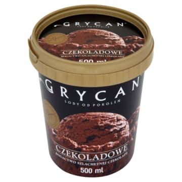 Lody familijne Grycan to pyszna przekąska dla całej rodziny. Posiadają smak czekoladowy.