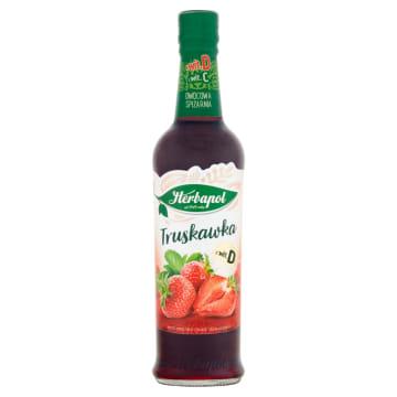 Herbapol Owocowa Spiżarnia - Syrop truskawkowy. Tak smakuje lato.