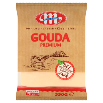 Ser Gouda w kawałku - mlekovita