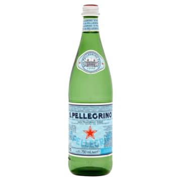 Woda mineralna gazowana - San Pellegrino