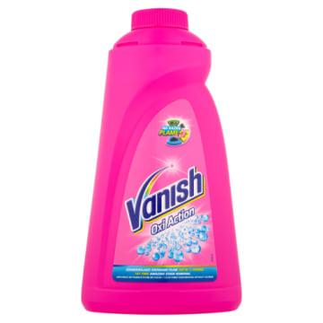 Odplamiacz do tkanin - Vanish Oxi Action. Skuteczne uwusanie plam przy jednoczesnej ochronie tkanin.