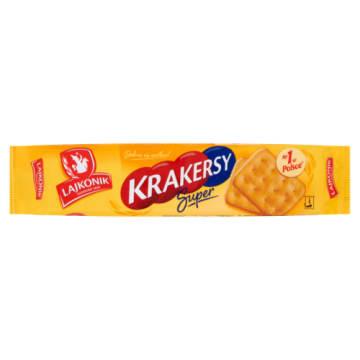 Krakersy Super - Lajkonik