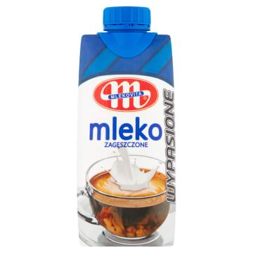 Mleko zagęszczone - MLEKOVITA. Idealne uzupełnienie kawy, a nawet herbaty.