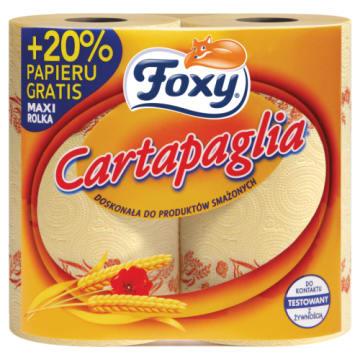 Foxy - Cartapaglia Ręcznik kuchenny 2 szt. Niezbędny element w każdym domu.