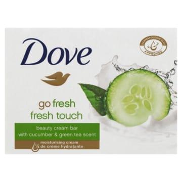 Dove go Fresh Touch - Mydło kremowe w kostce 100g. Fantastycznie myje i nawilża skórę.