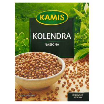 Ziarna Kolendra - Kamis. Aromatyczny smak i zapach.