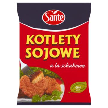 Kotlet sojowy a la schabowy 100g - Sante