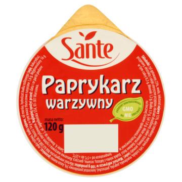 Sante - Sojowy paprykarz warzywny. Zdrowa alternatywa dla mięsa.