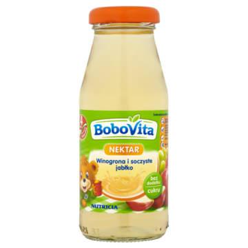 Bobovita - Nektar dla dzieci po 4 miesiącu życia. Wytworzony z myślą o najmłodszych.