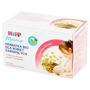 Herbatka dla kobiet karmiących - Hipp