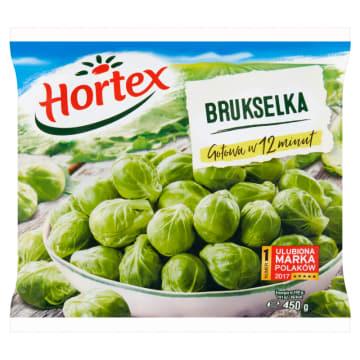 Brukselka mrożona Hortex jest bogatym żródłem mikro-i makroelementów.