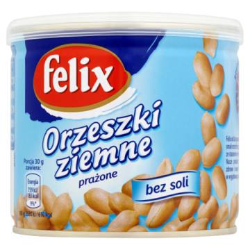 Orzeszki ziemne light, prażone bez tłuszczu - Felix