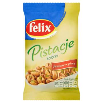 Pistacje - FELIX. Twarda skorupka skrywa w sobie wyszukany smak pistacji.