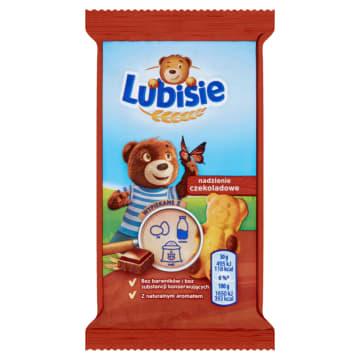 Miś czekoladowy - Lubisie Petitki