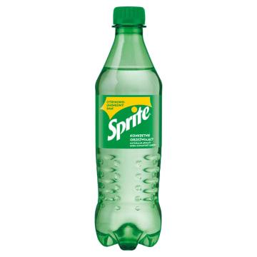Sprite - Napój gazowany 500ml. Doskonały dodatek do drinków.