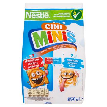 Nestlé – płatki Cini Minis 250 g. Doskonały pomysł na pożywne śniadanie.