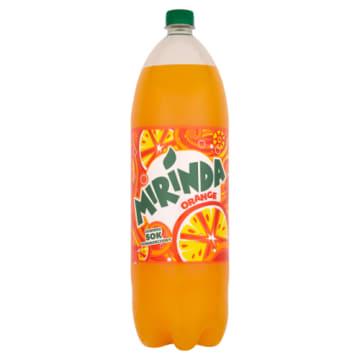 Napój gazowany – Mirinda. Pomarańczowe orzeźwienie na letnie upały.