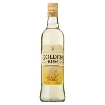 Rum - Golden. Wysoka jakość, wyrazisty smak i aromat.