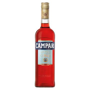 Bitter Likier – Campari to pyszny likier o ziołowym aromacie, orzeźwiający i lekki.