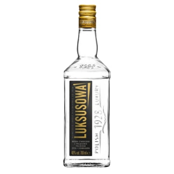 Wódka - Luksusowa. Ten trunek jest produkowany od 1928 roku.