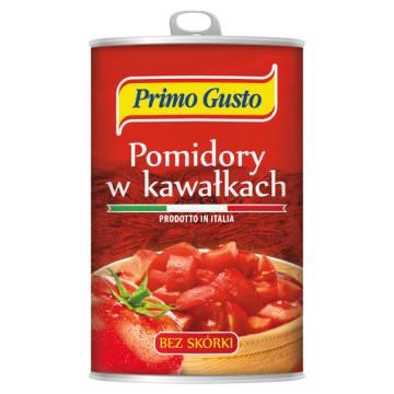 Pomidory w kawałkach - Melissa Primo Gusto Tomatera