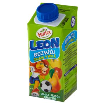 Hortex - Napój jabłko gruszka mango to pyszny sok, który dostarcza organizmowi wielu witamin.